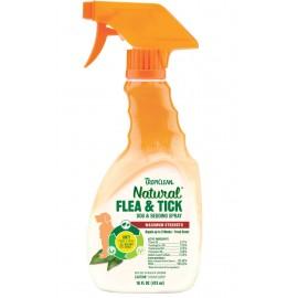 Spray antipulgas y...