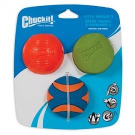 Chuckit Fetch Medley Ball