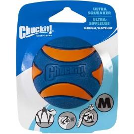 Chuckit Ultra Squeaker Ball...