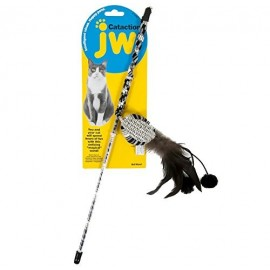 JW Pet Cataction Ball with...