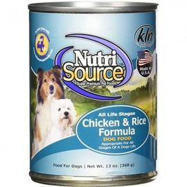 NutriSource Alimento en Lata