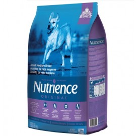 Nutrience adulto razas...