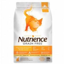 Nutrience grain free  pavo,...