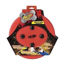 Nerf Pet Whistling Flying Disc