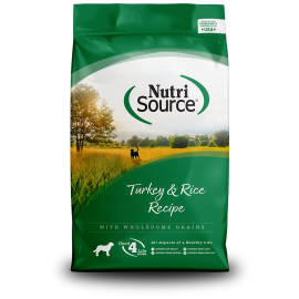 Nutrisource Turkey & Rice...