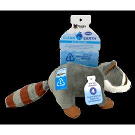 Spunky clean earth mapache L