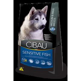CIBAU sensitive fish medium...