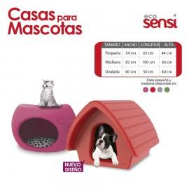 Casa pequeña Eco Sensi