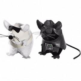 Mice dark cat toy