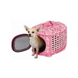 Transportadora rosada