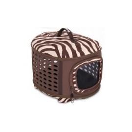 transportadora de zebra