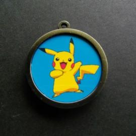 Plaquita Pikachu