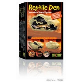 Cueva Mediano Para Reptiles