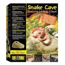 Cueva para reptiles