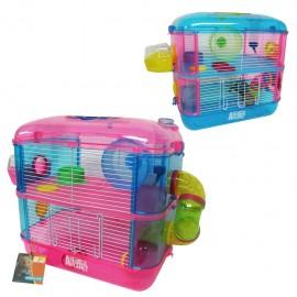 Jaula P/Hamster 15.7 X 10.2...