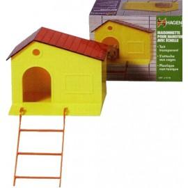 Casa Plastica P/Hamster...
