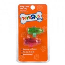 Ring laser toy