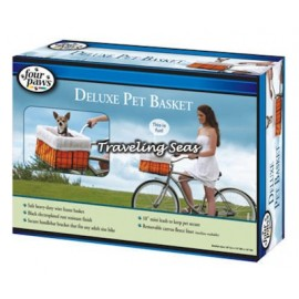 Canasta Deluxe Bike Basket...