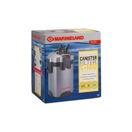 Canister Filter 160 Gph...