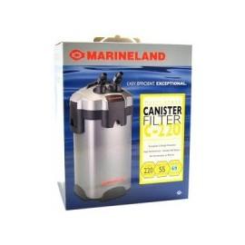 Canister Filter 220 Gph...