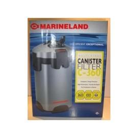 Canister Filter 360 Gph...