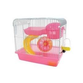 Jaula Hamster H167 Pink