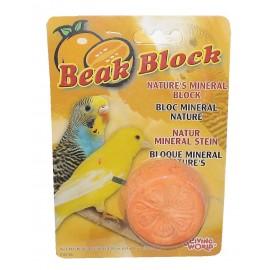 Block Mineral Naranja Para...