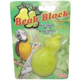 Block Mineral Pera Para Aves