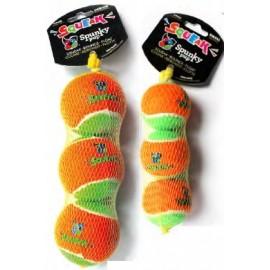 Spunky Tennis ball Squeak x3