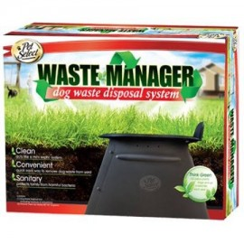 Waste manager pet select