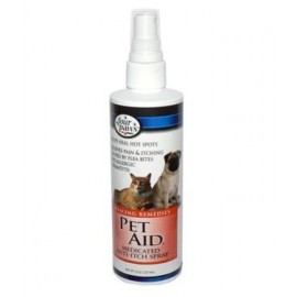 Pet Aid Anti-itch 8 Oz...