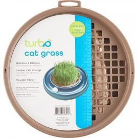 Zacate cat grass turbo