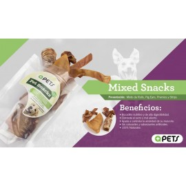 Mixed Snacks MASQPETS