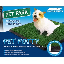 Césped Pet Park