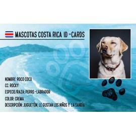 ID Card Costa Rica