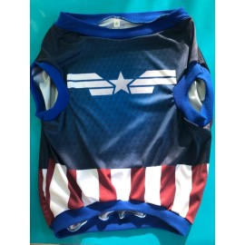 Disfraz de Capitan America