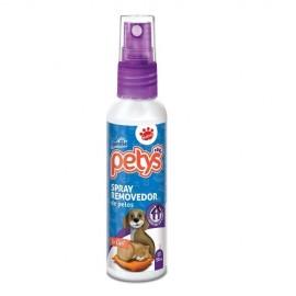Spray Removedor De Pelos Petys