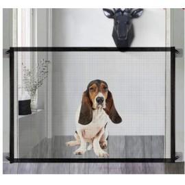 Puerta mágica para perros