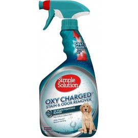 Oxy Charged Stain & Odor...