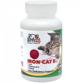 Hierro-Cat B12 60 tabletas