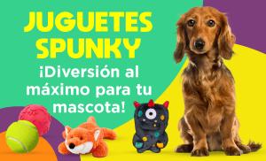 Juguetes Spunky